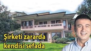 CHP'li başkan Rıza Akpolat'ın şirketi zararda kendisi sefada