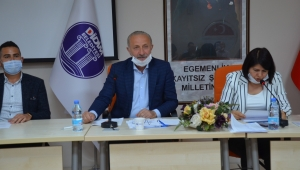 Didim Belediye Meclisi olağan üstü toplandı