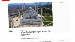 Dünyaca ünlü dergiden Türkiye'ye övgü