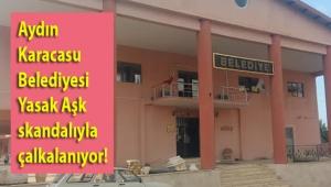 Karacasu'da yasak aşk skandalı..