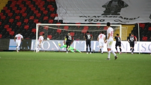 Süper Lig: Gaziantep FK: 1 - FTA Antalyaspor: 1