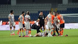 Süper Lig: Medipol Başakşehir: 1 - Galatasaray: 1