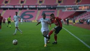 TFF 1. Lig: Eskişehirspor: 2 - Altay: 2