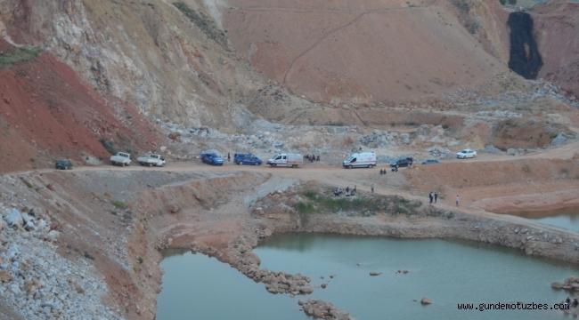 Afyonkarahisar'da serinlemek için gölete giren genç boğuldu
