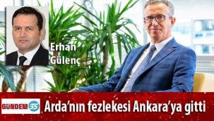 Arda'nın fezlekesi Ankara'ya gitti
