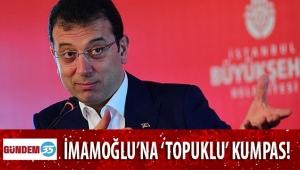 AYDIN'DAN EKREM İMAMOĞLU'NA 'TOPUKLU EFE' KUMPASI!