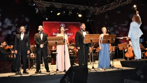 "Bodrum'da ""The Fun Time Of The Opera"" konseri"