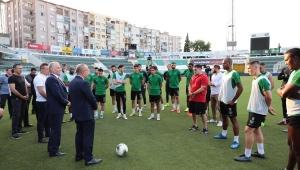 Denizlispor, Gaziantep FK maçının hazırlıklarını tamamladı
