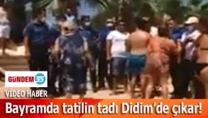 DİDİM'DE ZABITA AKSİYONLU TATİL DÖNEMİ!