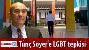 Hamza Dağ'dan CHP'li Belediye Başkanı Tunç Soyer'e LGBT tepkisi