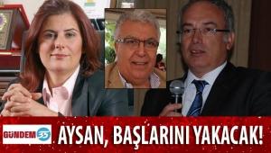 HAŞMET AYSAN, ÖZLEM ÇERÇİOĞLU VE ÖNDER YEĞEN'İ YAKACAK!