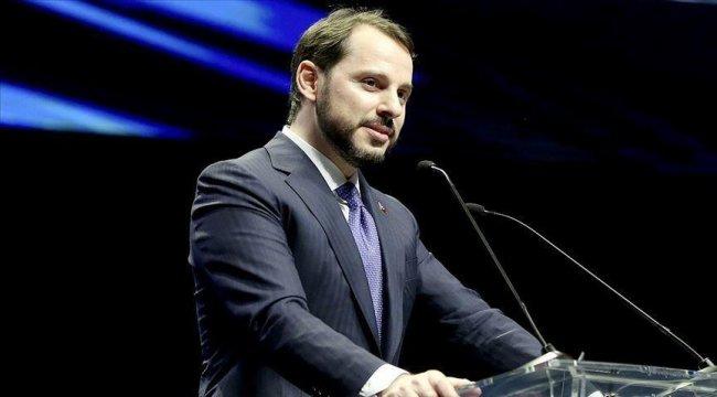 Hazine ve Maliye Bakanı Berat Albayrak'tan Srebrenitsa mesajı