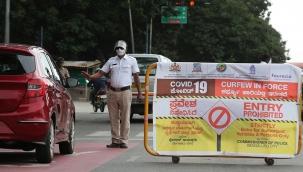 Hindistan'ın Bihar eyaletinde sokağa çıkma yasağı başladı