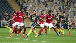 Süper Lig: Fenerbahçe: 1 - D.G. Sivasspor: 2