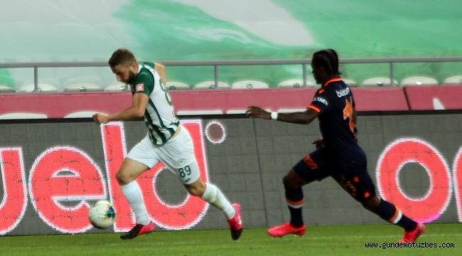 Süper Lig: Konyaspor: 4 - M.Başakşehir: 3