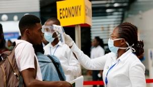 Afrika'da koronavirüs vaka sayısı 970 bini aştı