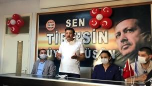 """AK Parti Genel Başkan Yardımcısı Dağ: """"Kongreler tazelenme sürecidir"""""""