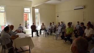 Çiftçi örgütleri Yenipazar'da toplandı