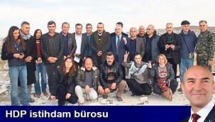 HDP istihdam bürosu