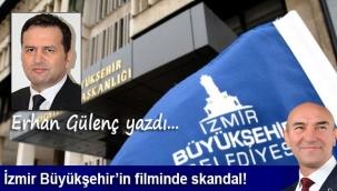 İzmir Büyükşehir'in filminde skandal!
