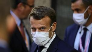 Macron: Türkiye'nin kararı yeni bir gerilim dalgasına yol açtı