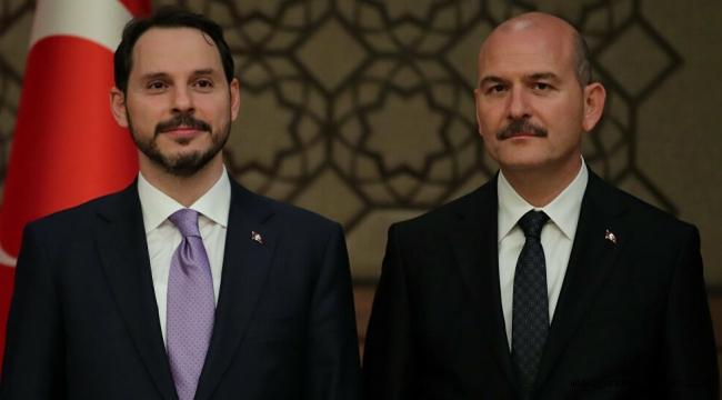 Soylu'dan Albayrak'a destek: Birimiz hepimiz, hepimiz Türkiye için