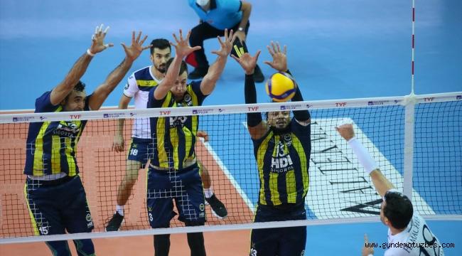 AXA Sigorta Efeler Ligi: Altekma: 2 - Fenerbahçe HDI Sigorta: 3