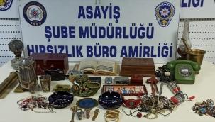 Aydın'da 14 hırsızlık olayının şüphelisi 5 kişi tutuklandı