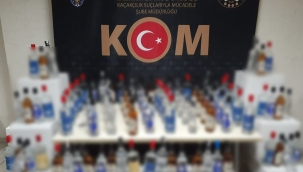 İzmir'de sahte içki operasyonu: 15 tutuklama