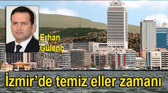 İzmir'de temiz eller zamanı