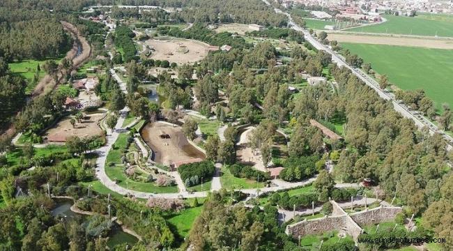 İzmir Doğal Yaşam Parkı, Kovid-19 tedbirleri kapsamında 15 gün kapalı kalacak