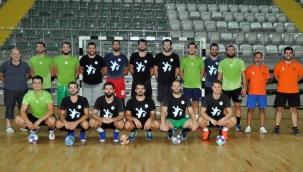 Köyceğiz Belediyespor Hentbol Takımı Süper Lig'e hazırlanıyor