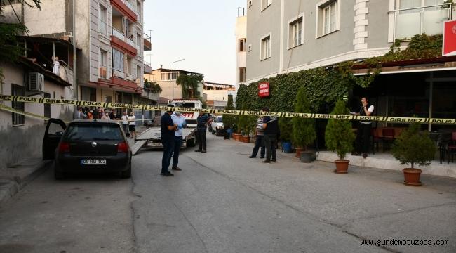 Manisa'da silahlı kavgada 1 kişi öldü