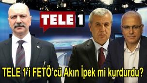 Medya ve siyaset dünyasını sarsan açıklama: TELE 1'i Merdan Yanardağ'a FETÖ'cü Akın İpek kurdurdu
