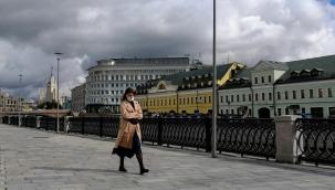 Rusya'da koronavirüs vaka sayısı 7 bin 523 arttı