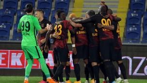 Süper Lig: Medipol Başakşehir: 0 - Galatasaray: 2