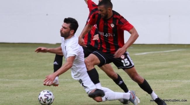 TFF 2. Lig: Yeni Çorumspor FK: 1 - Manisa FK: 3