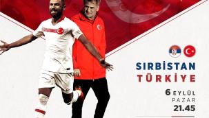 Türkiye, UEFA Uluslar Ligi'ndeki ikinci maçında Sırbistan deplasmanında