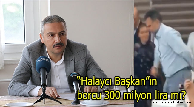 """AK Parti Bayraklı İlçe Başkanı Halil Polat'tan belediyeye """"borç"""" eleştirisi"""