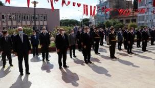 Aydın'da 29 Ekim Cumhuriyet Bayramı törenleri başladı