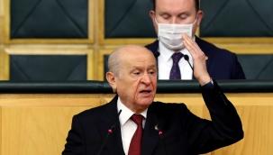 """Bahçeli: """"CHP Genel Başkanı'nın seçim isteği de sipariştir"""""""