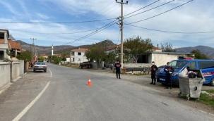 Balıkesir Bigadiç'te bir mahalle karantina altına alındı
