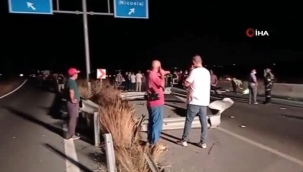 KKTC'de feci trafik kazası: 3 ölü
