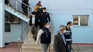 Kütahya'da evlenme vaadiyle dolandırıcılık iddiasıyla 3 şüpheli tutuklandı