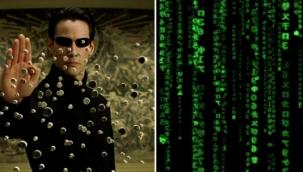 'Matrix kodları' suşi tarifiymiş