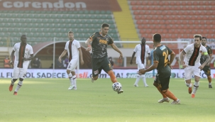 Süper Lig: Aytemiz Alanyaspor: 2 - Fatih Karagümrük: 0