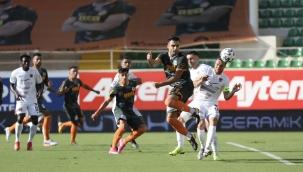 Süper Lig: Aytemiz Alanyaspor: 6 - A. Hatayspor: 0