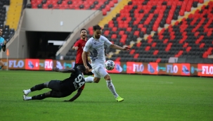 Süper Lig: Gaziantep FK: 1 - İ. H. Konyaspor: 0