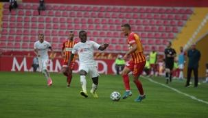 Süper Lig: Kayserispor: 1 - Sivasspor: 3