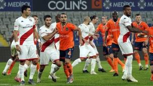 Süper Lig: Medipol Başakşehir: 5 - Antalyaspor: 1